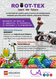 CARTEL ROBOT-TEX