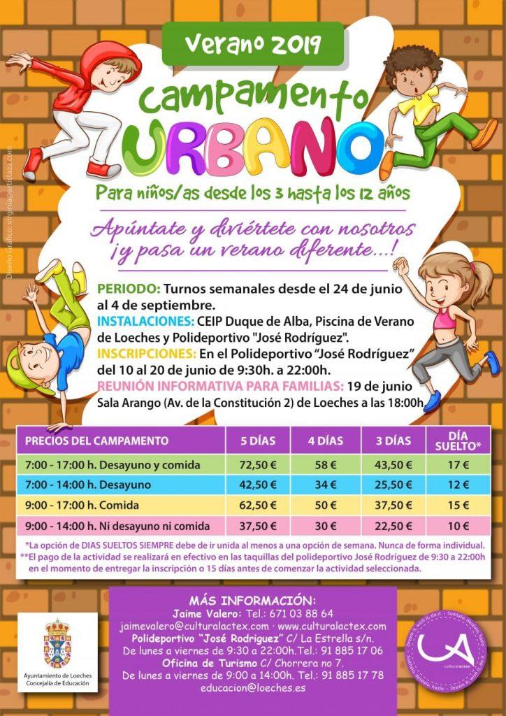 CAMPA URBANO LOECHES 2019-01