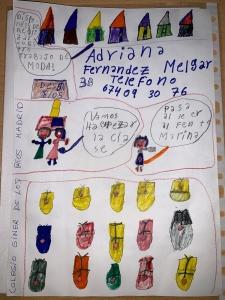 36. Adriana (8 años)