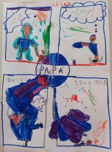 8. César (6 años)